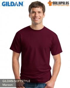 jogja-gildan-softstyle-maroon