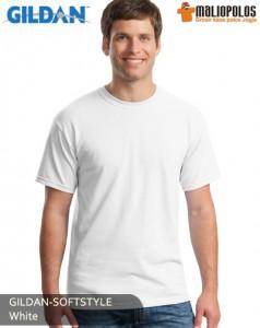 jogja-gildan-softstyle-white
